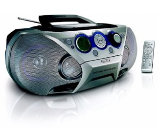 MP3-CD-Radio